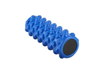 Everfit Foam Roller Yoga Massage Trigger 36CM (Blue)