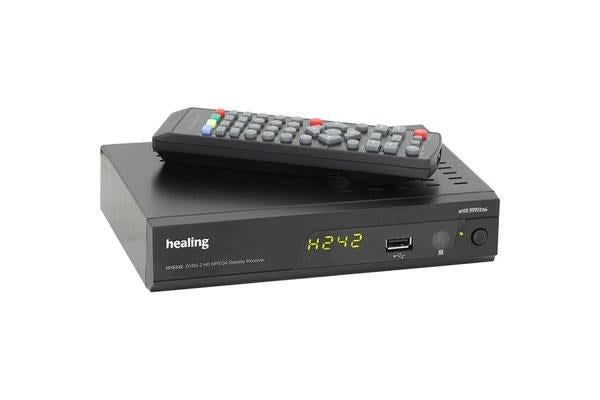 Healing Dvb-S2 Hd Mpeg4 Satellite Stb