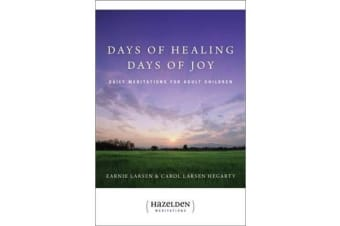 Days Of Healing, Days Of Joy