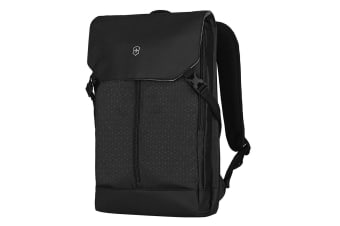 Victorinox Altmont Flapover 15.6 Laptop Bag Outdoor Travel School Backpack BLK