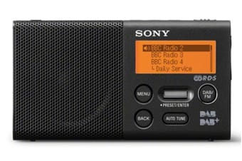 Sony DAB Pocket Radio (XDR-P1DBP)