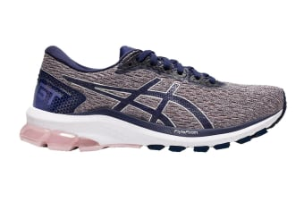 ASICS Women's GT-1000 9 Running Shoe (Watershed Rose/Peacoat)