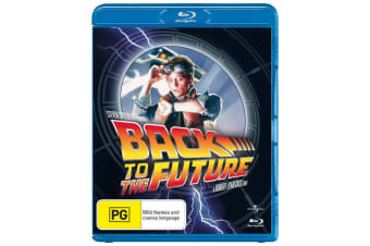 Back to the Future Blu-ray Region B