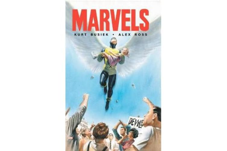 Marvels Monster-sized Edition