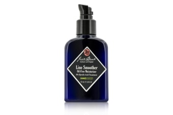 Jack Black Line Smoother Face Moisturizer (8% Glycolic Acid) 97ml