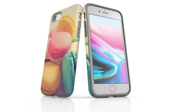 For iPhone 7 Protective Case Unique Phone Cover  Macarons