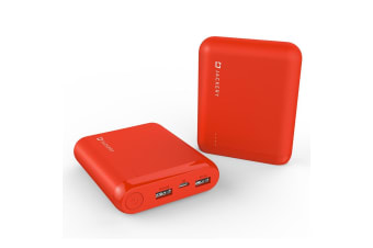 Jackery Trend 260 12000mAh Portable Dual USB Power Bank Battery Phone Charger RD