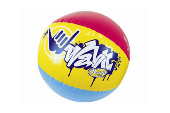 Wahu Jumbo Beach Ball Easy to Grab Perfect for Summer Outdoors Water Activity