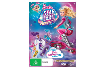 Barbie: Star Light Adventure DVD