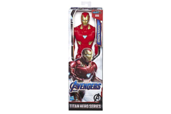 Avengers Titan Hero Movie Iron Man 12 Inch Figure