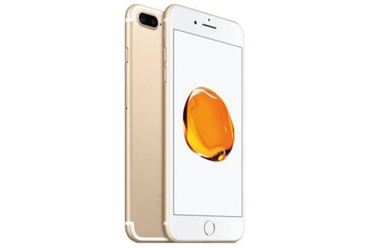 New Apple iPhone 7 Plus 32GB 4G LTE Gold (FREE DELIVERY + 1 YEAR AU WARRANTY)