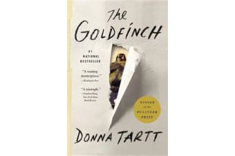 The Goldfinch - A Novel (Pulitzer Prize for Fiction)