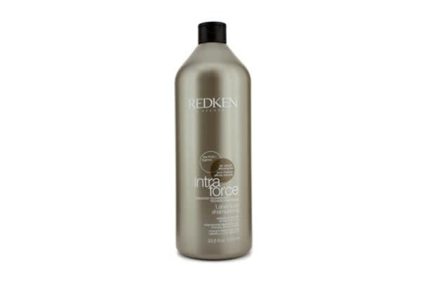Redken Intra Force System 1 Shampoo Restorative Cleanser (For Natural Thinning Hair) (1000ml/33.8oz)