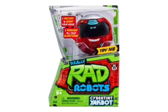 Really RAD Robots Series 2 Yakbot Single Pack YC-03 Red