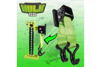 HULK HIGH LIFT JACK WHEEL LIFTER  LIFTING ATTACHMENT OFF ROAD 4X4 4WD RECOVERY