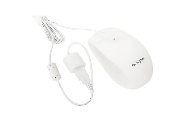 Kensington IP68, Wired Industrial Dishwasher Proof USB Mouse
