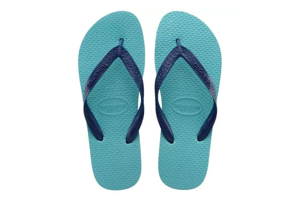 Havaianas Colour Up Thongs (Blue Trade, Brazil 39/40)