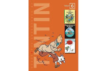 The Adventures of Tintin, Volume 6 - The Calculus Affair, The Red Sea Sharks, and Tintin in Tibet