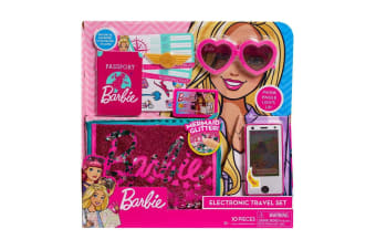 Barbie Electronic Travel Set