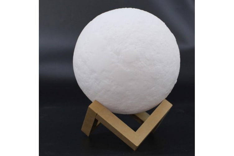 Moon Light 3D Printing & Touch Control Lamp