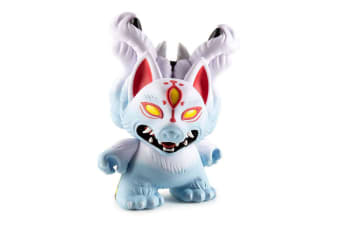 """Dunny 8"""" Kyuubi Dunny by Candie Bolton"""