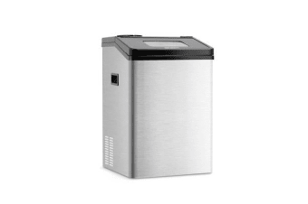 Devanti Commercial 8KG Ice Maker (Silver)