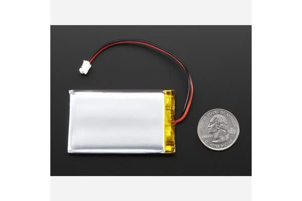 Lithium Ion Battery - 3.7v 2000mAh