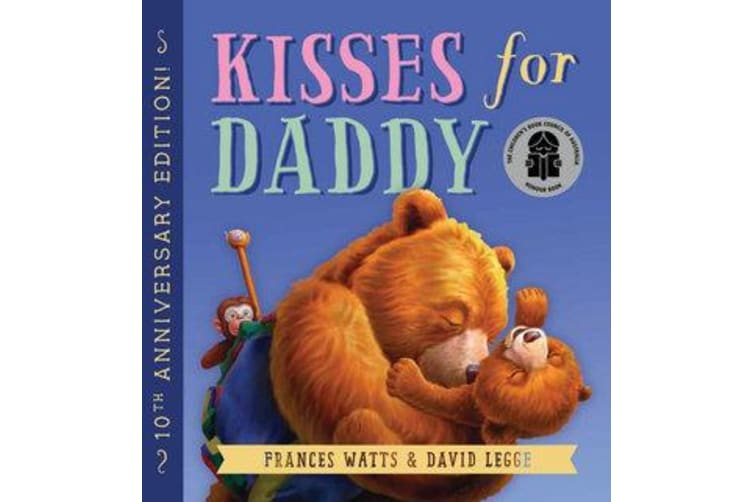 Kisses for Daddy - Little Hare Books