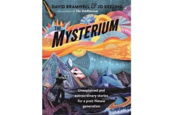 The Mysterium - Unexplained and extraordinary stories for a post-Nessie generation