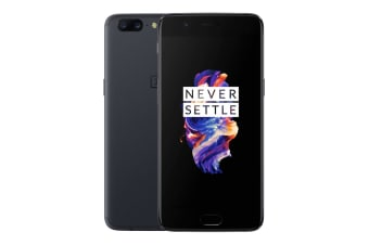 OnePlus 5 (128GB, Slate Grey)