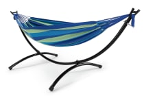 Komodo Deluxe Double Hammock with Stand