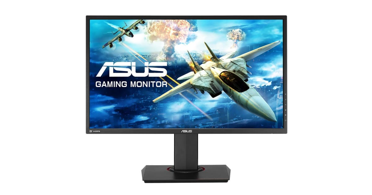 asus 27 wqhd 2560 x 1440 2k 1ms 144hz freesync gaming monitor mg278q. Black Bedroom Furniture Sets. Home Design Ideas