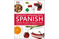 Complete Language Pack Spanish - Learn in Just 15 Minutes a Day