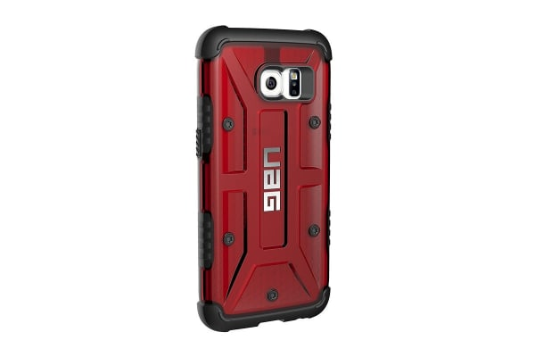 UAG Military Standard Armor Case for Galaxy S7 (Magma)