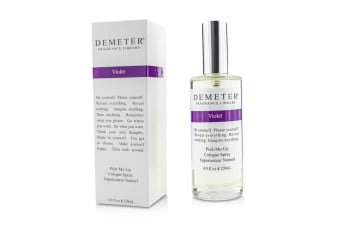 Demeter Violet Cologne Spray 120ml