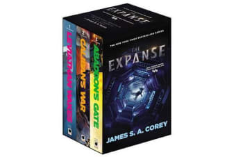 The Expanse Boxed Set - Leviathan Wakes, Caliban's War and Abaddon's Gate