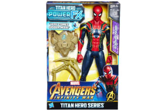 Avengers Infinity War Titan Hero Power FX - Iron Spider