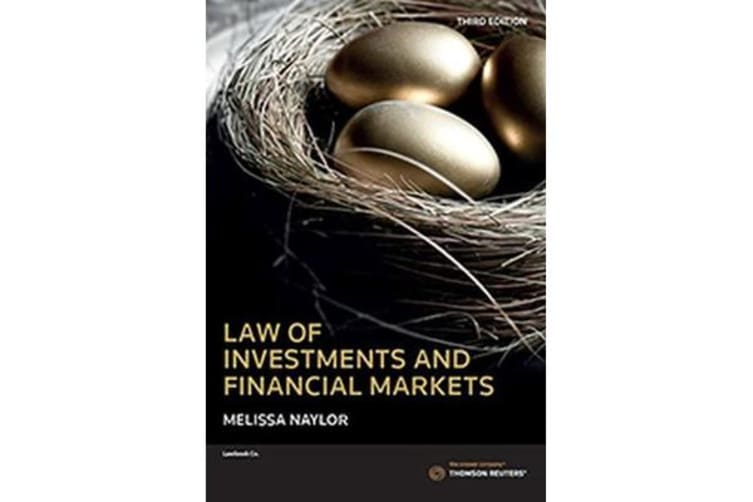 Law of Investments and Financial Markets