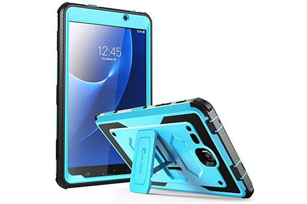 SUPCASE (i-Blason) Galaxy Tab A 7.0 inch Armorbox Dual Layer Full Body Protective Case Blue
