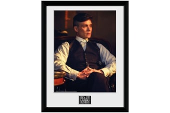Peaky Blinders Tommy 16 x 12 Picture (Multicolour) (One Size)