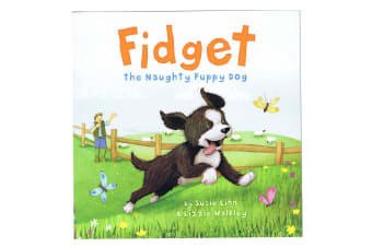 Fidget: The Naughty Puppy Dog
