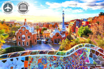 SPAIN: 13 Day Spain & Portugal Tour Including Flights for Two