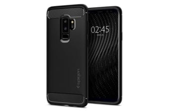 Spigen Galaxy S9+ Rugged Armor Case