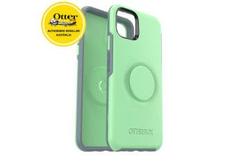 Otterbox Otter + Pop Holder Symmetry Case for Apple iPhone 11 Pro Max Mint to Be