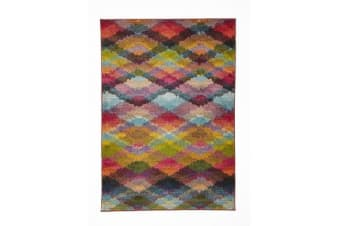 Stunning Pallete Design Rug Multi