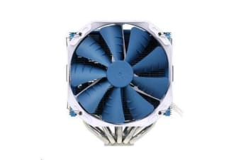 Phanteks TC14PE CPU Cooler Premium Blue Edition w/ 2x 140mm Blue Fan