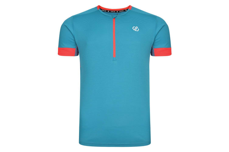 Dare 2b Mens Equall Cycle Jersey (Ocean Depths) (L)