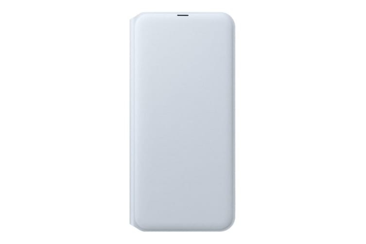 Samsung Galaxy A50 Wallet Cover - White