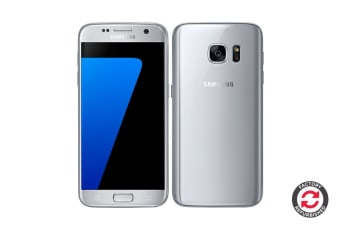 Refurbished Samsung Galaxy S7 (32GB, Silver, Australian Model)