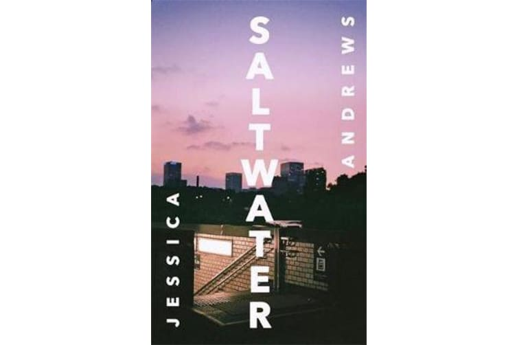 Saltwater - Winner of the Portico Prize